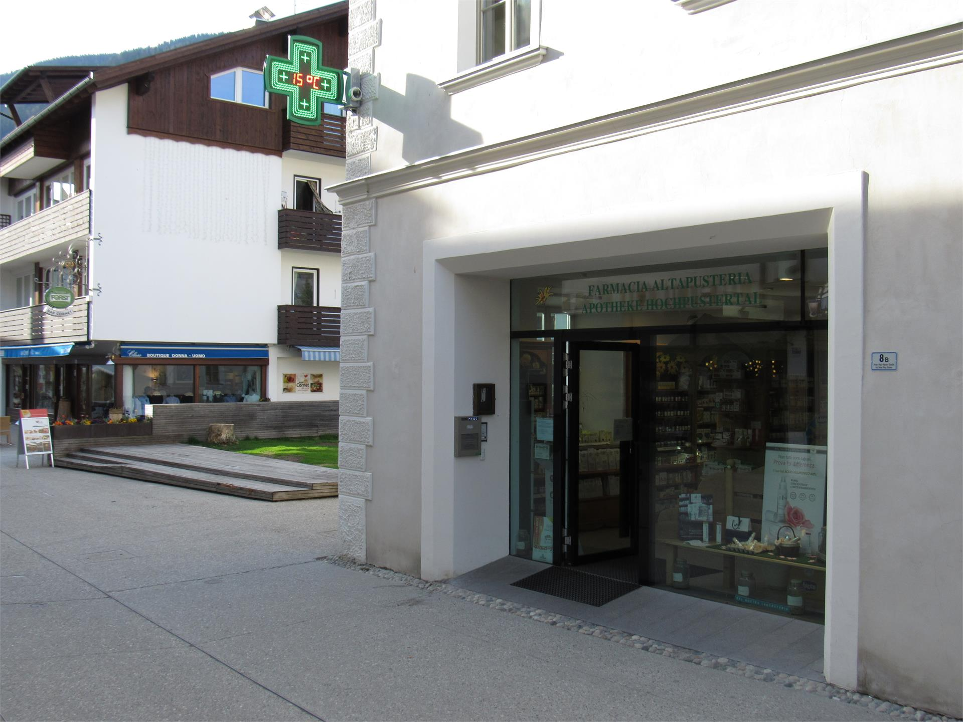 Apotheke Innichen Hochpustertal