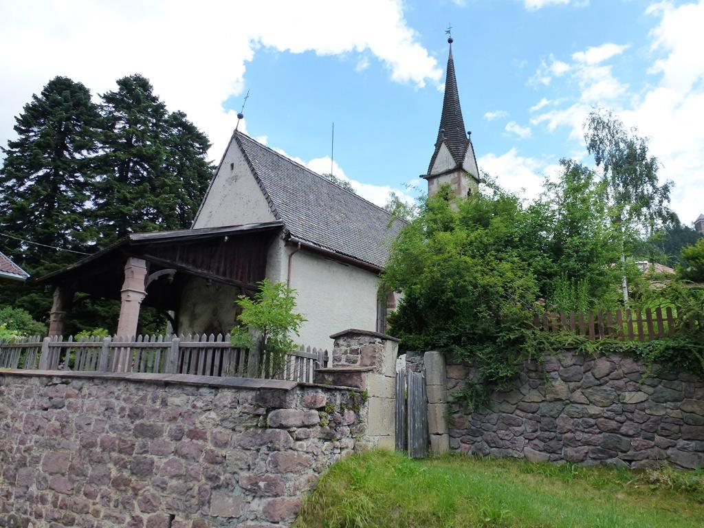 San Cipriano Church