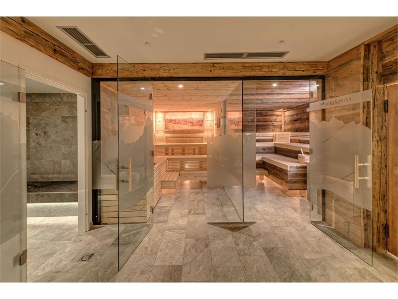 Finnish Sauna, Biosauna, steam bath
