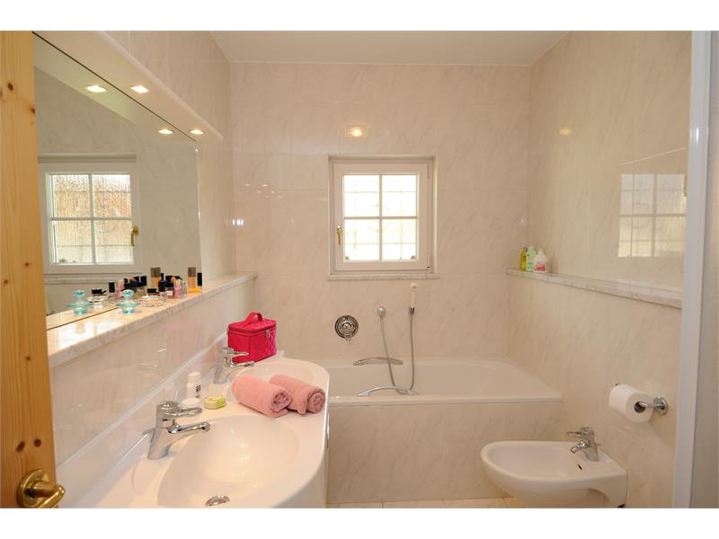 Example for bathroom in the apartment