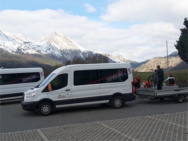 Stadtlbus - Südtirolbike