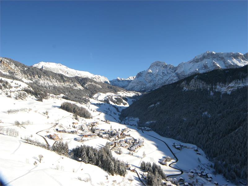 La Val im Winter