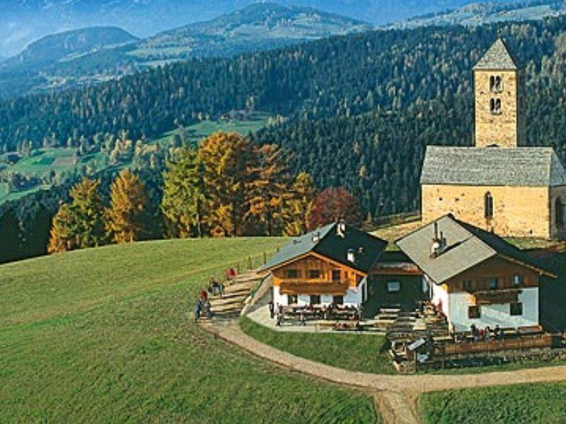 Gasthaus Langfenn mit St. Jakob