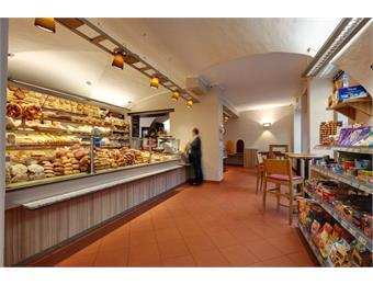 Bakery pastry shop Konditorei Gasser