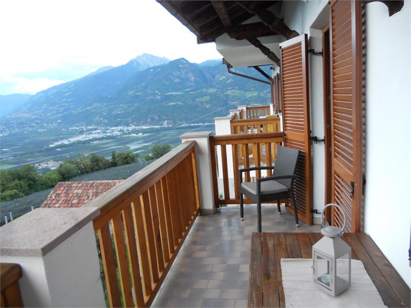 balcony apartment Birne