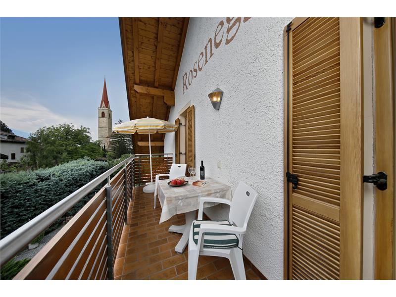 Ferienwohnung 2 balcone