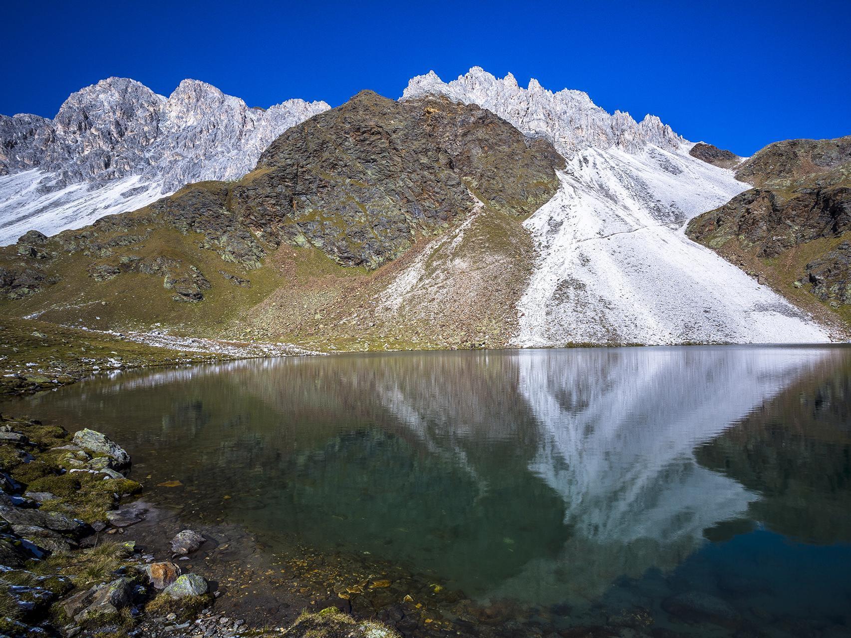 Wanderung zu den Sieben Seen