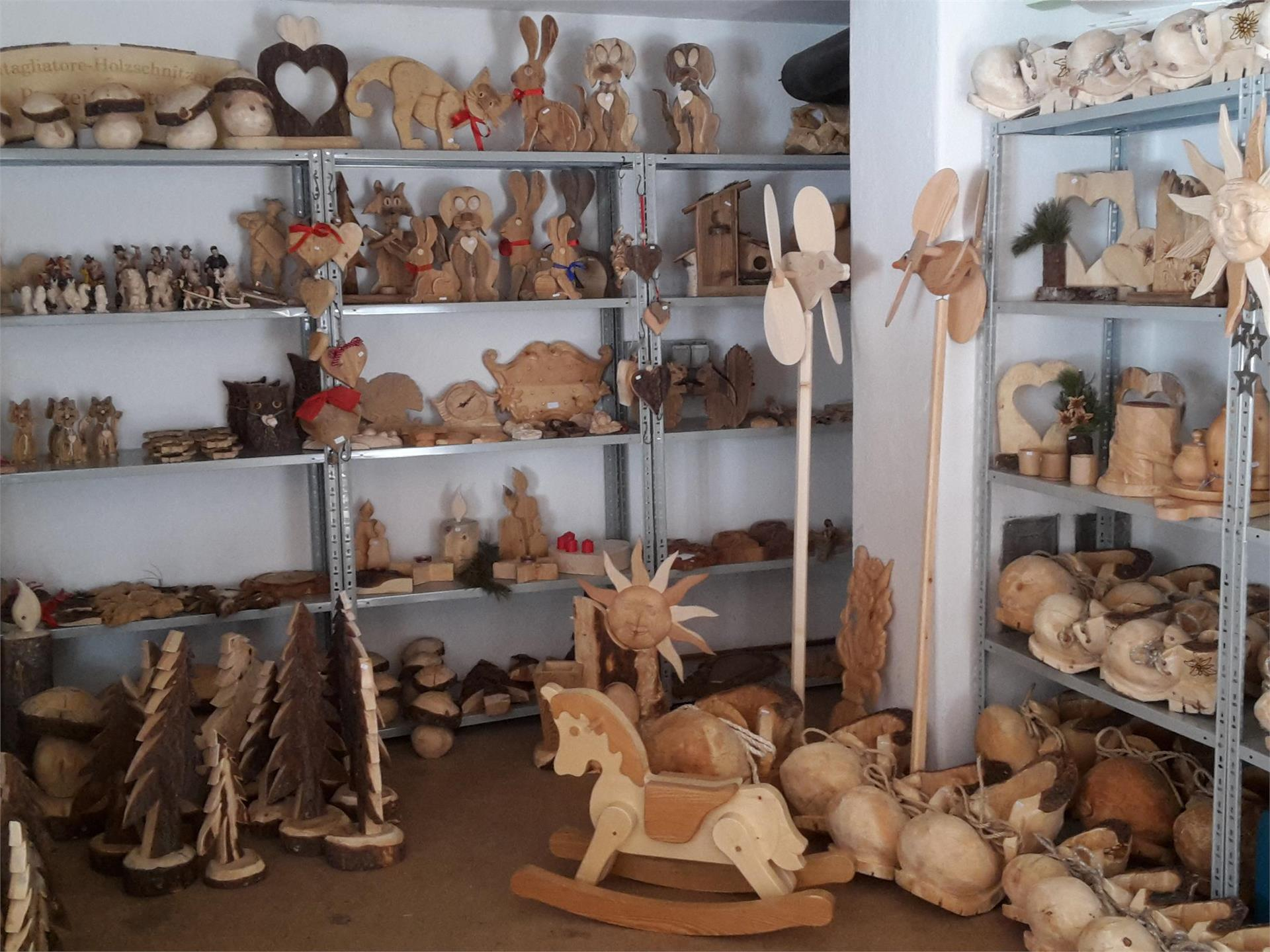 Woodcarving course for adults and children