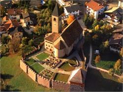 Parrocchia Santa Croce di Siusi