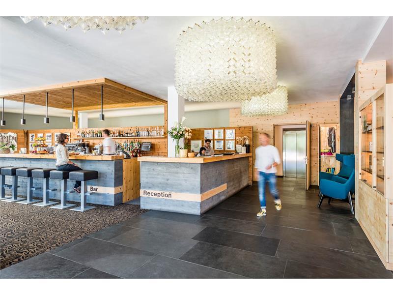 Lobby Boutique Hotel San Valentino alla Muta