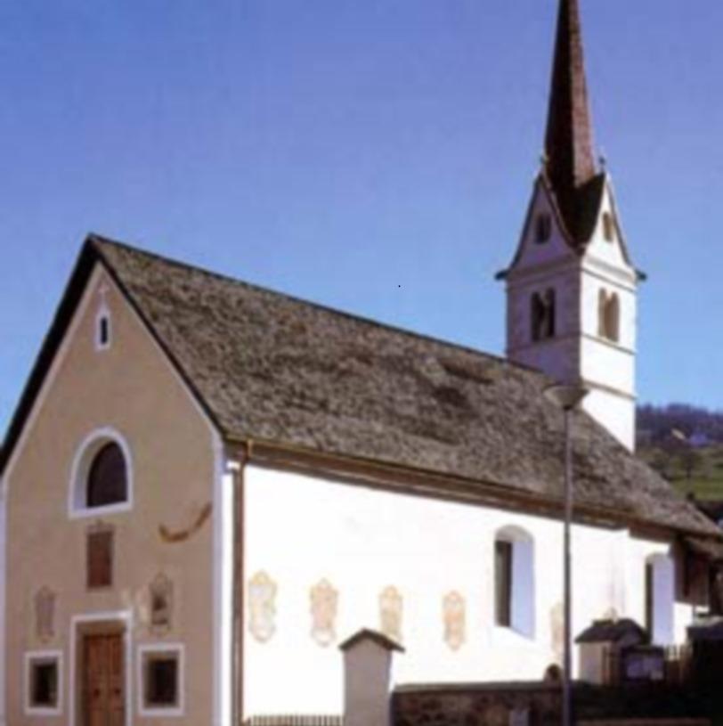 Maria Ausiliatrice/Mariahilfkirche Church