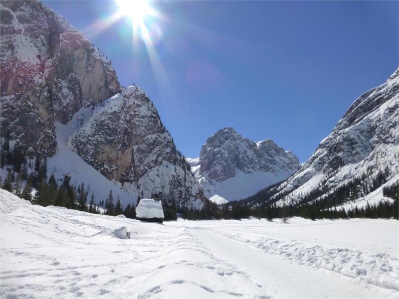 winter San Candido Innichen