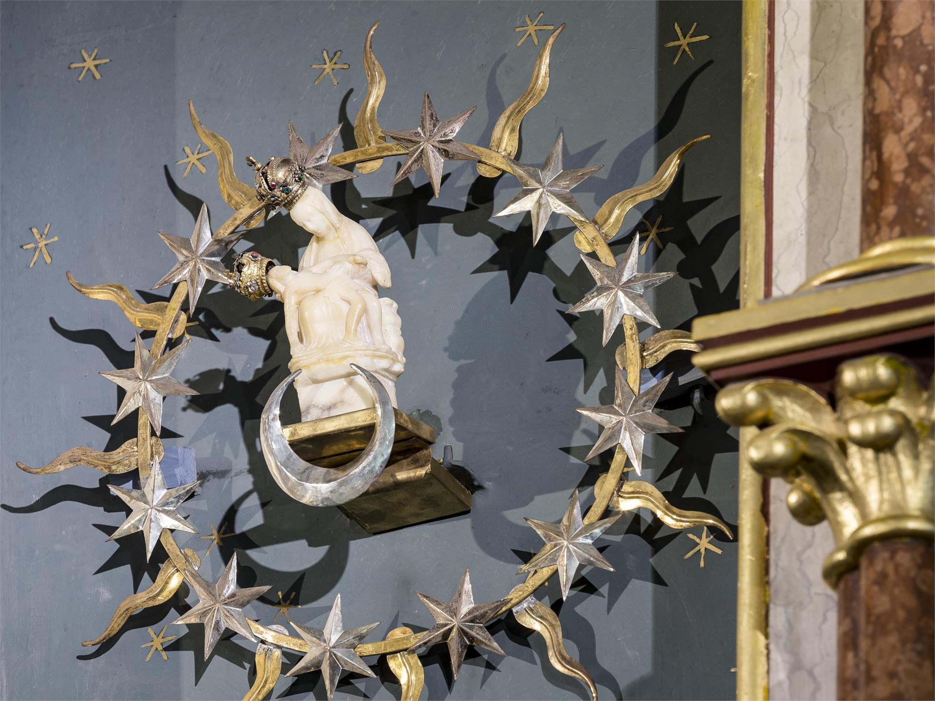 Gnadenbild Maria Weißenstein