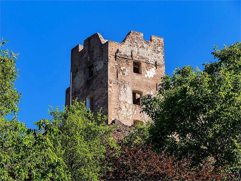 Burgenweg Schloss Neuhaus Maultasch  2 Terlan