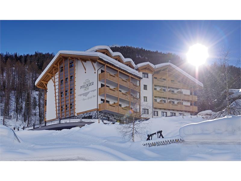 Alpine Lifestyle Hotel Pfeldererhof