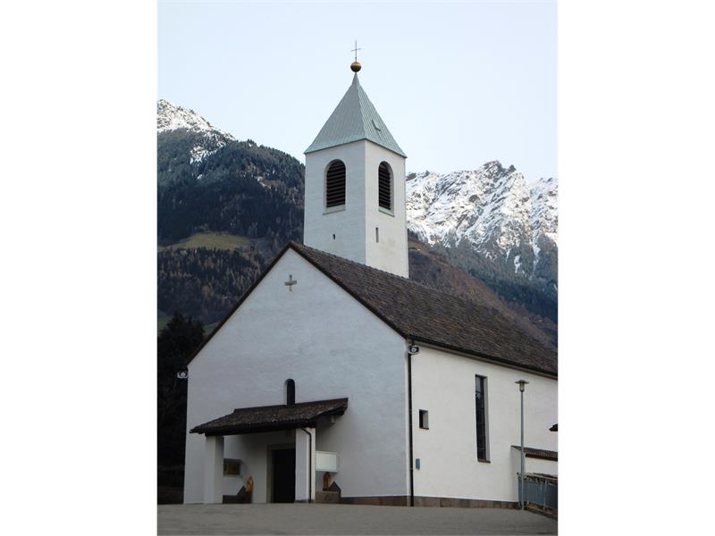 Nuova chiesa parrocchiale di Rablà