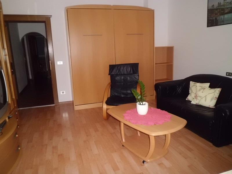 Wohnzimmer im Appartement Alpenrose