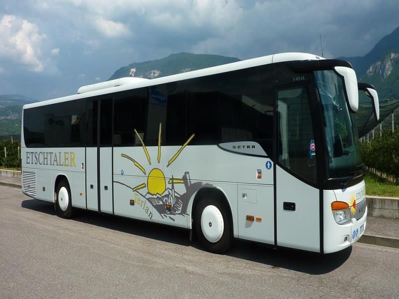 Bus company Etschtal Reisen