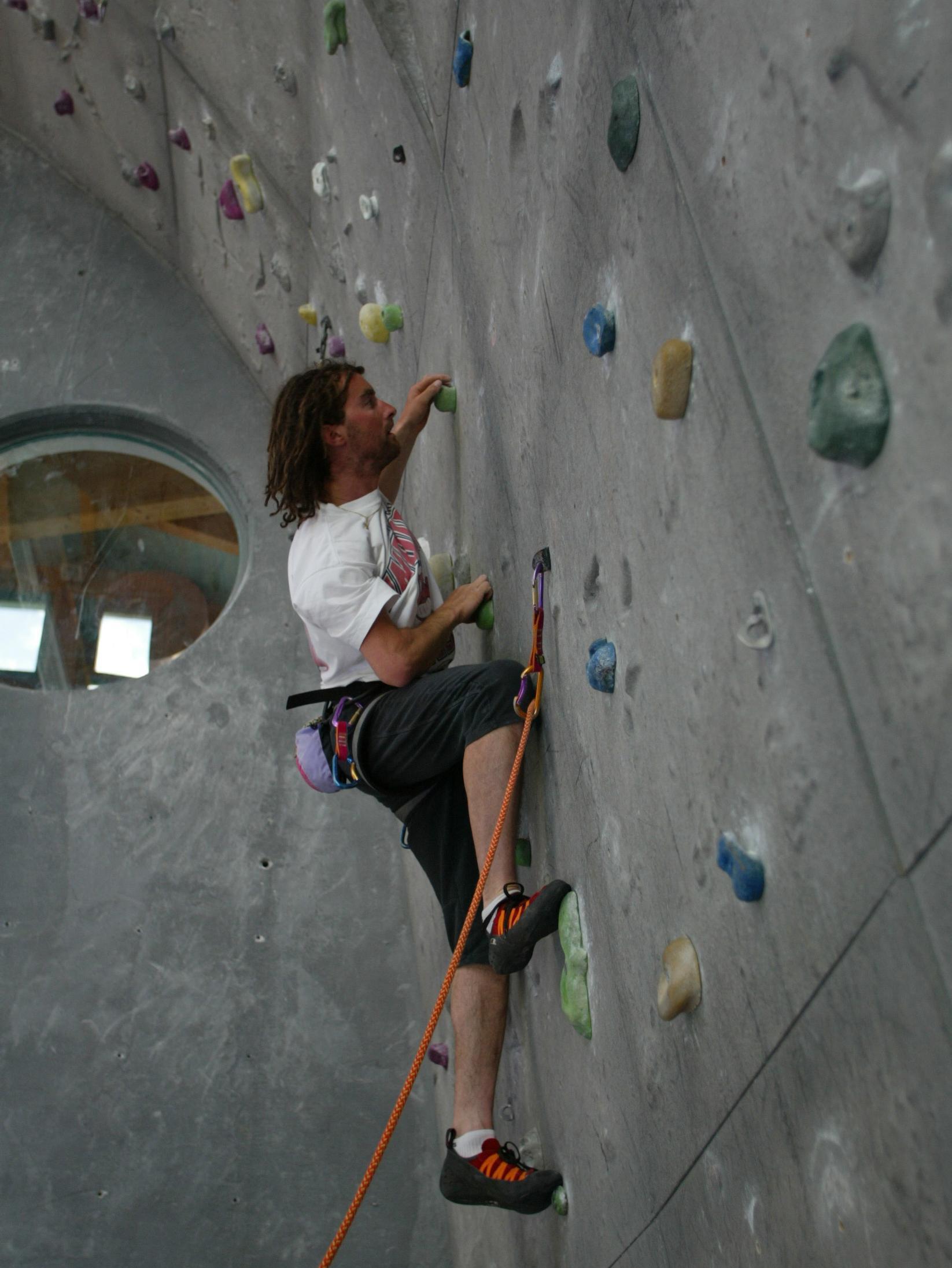 Climbing hall KUBUS