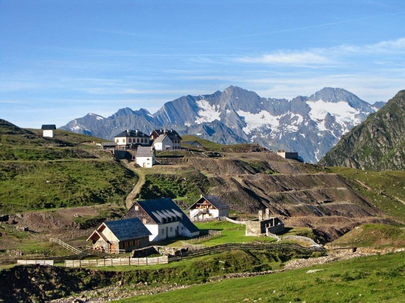 South Tyrol Museum of Mining – Site Schneeberg