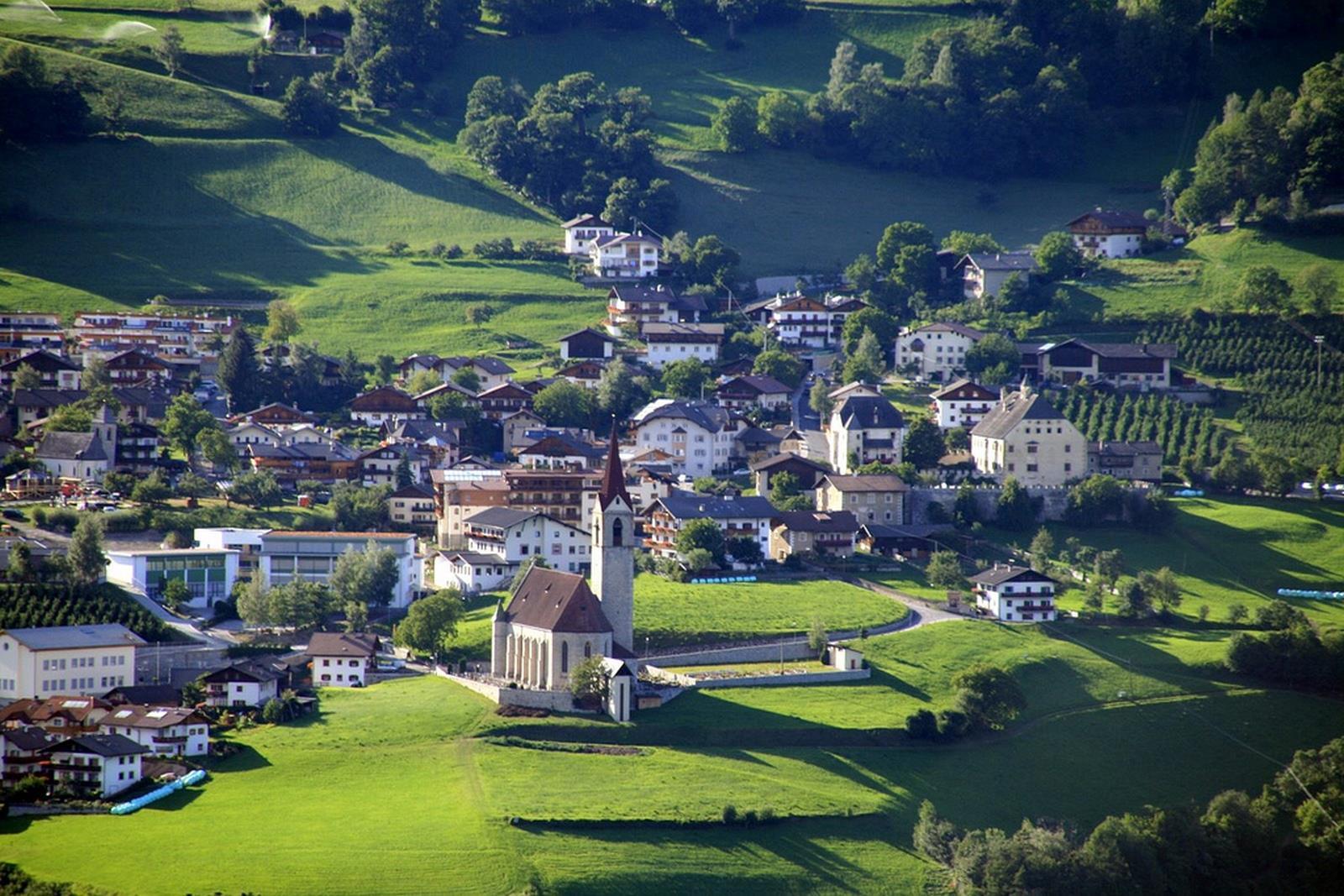Feldthurns/Velturno - Schrambach/S.Pierto Mezzomonte - Feldthurns/Velturno