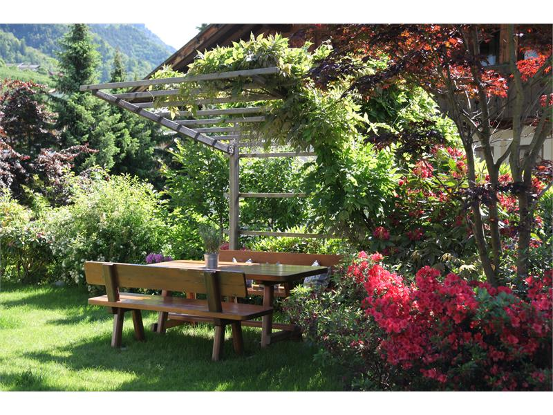 Garden - Garni Karnatsch