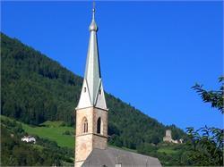 Chiesa della Natività di Maria, Cengles