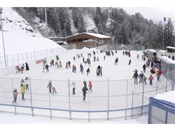 Ice skating rink Setil