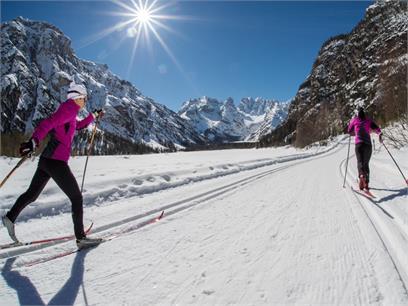 county ski Alta Pusteria Hochpustertal San Candido Innichen