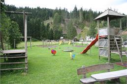 Vierschach Spielplatz