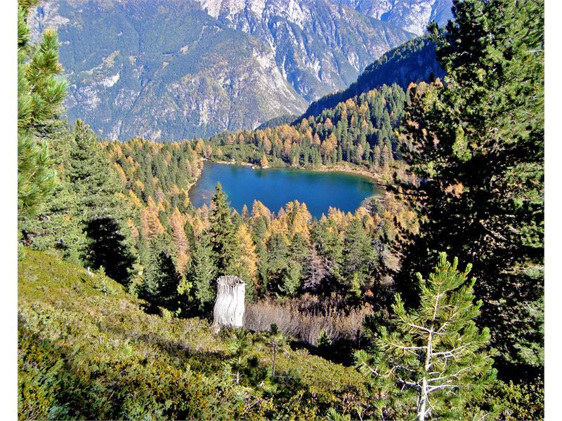 Puntleider lake