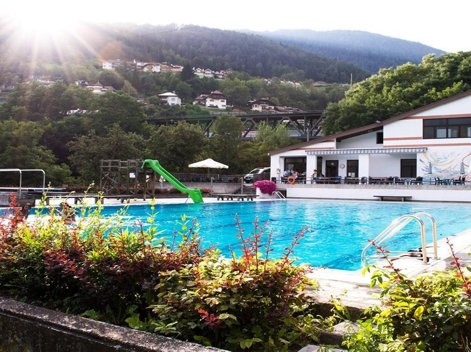 Open air swimming pool Rio di Pusteria/Mühlbach