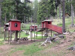 Children's Playground Colfosco