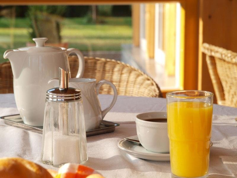 Frühstück - so kann der Tag nur gut beginnen