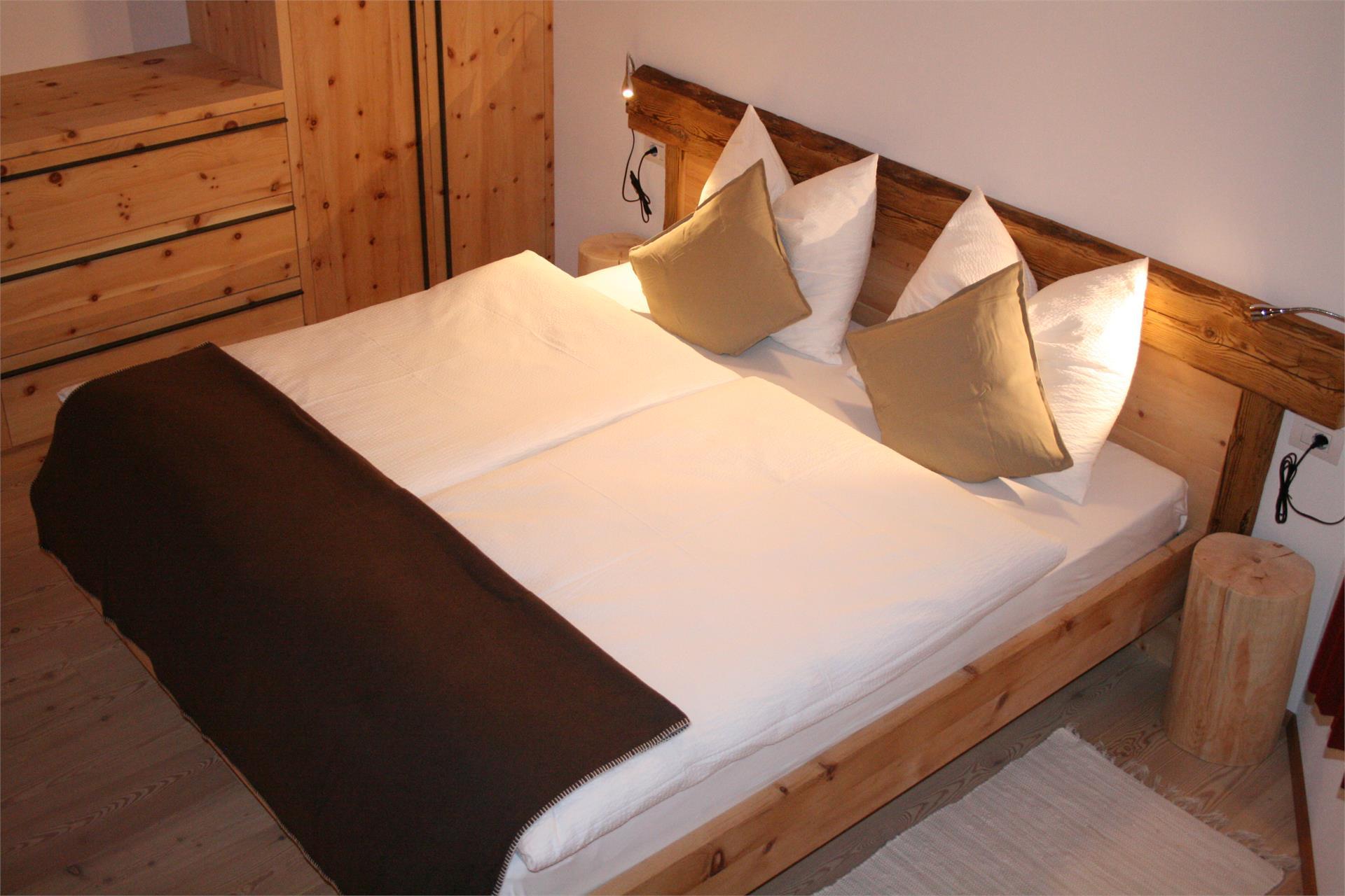 appartamento Paula - camera da letto matrimoniale