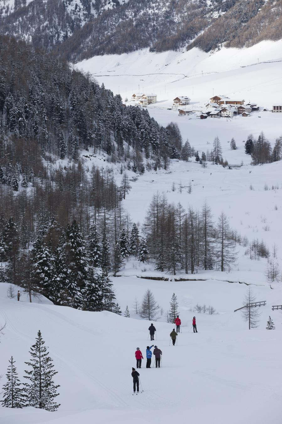 Escursione invernale