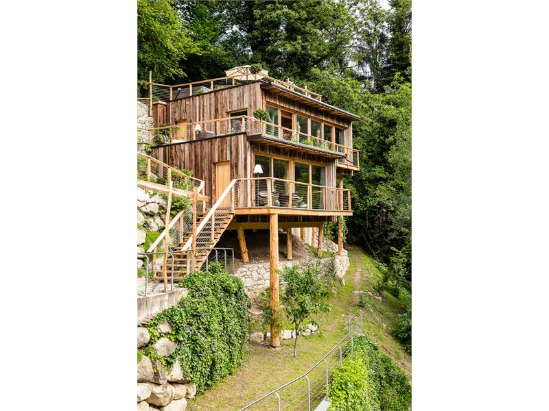 Wald-Chalet
