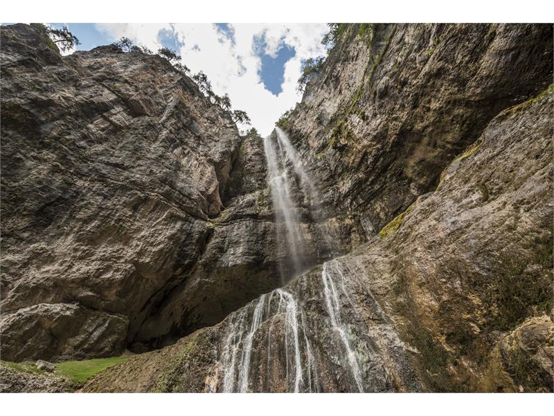Felixer Wasserfall am Deutschnonsberg