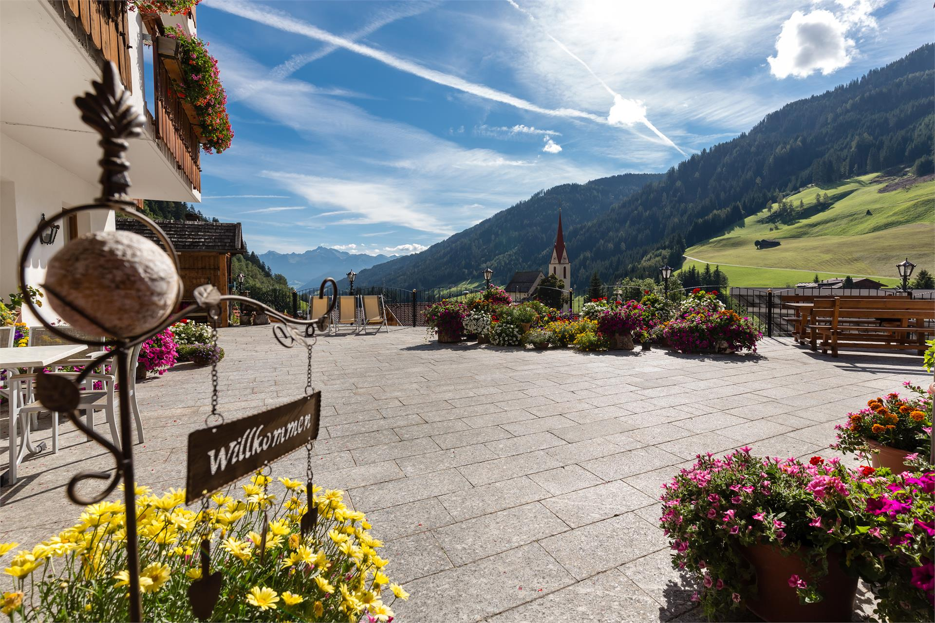 Terrazza Berghotel Racines