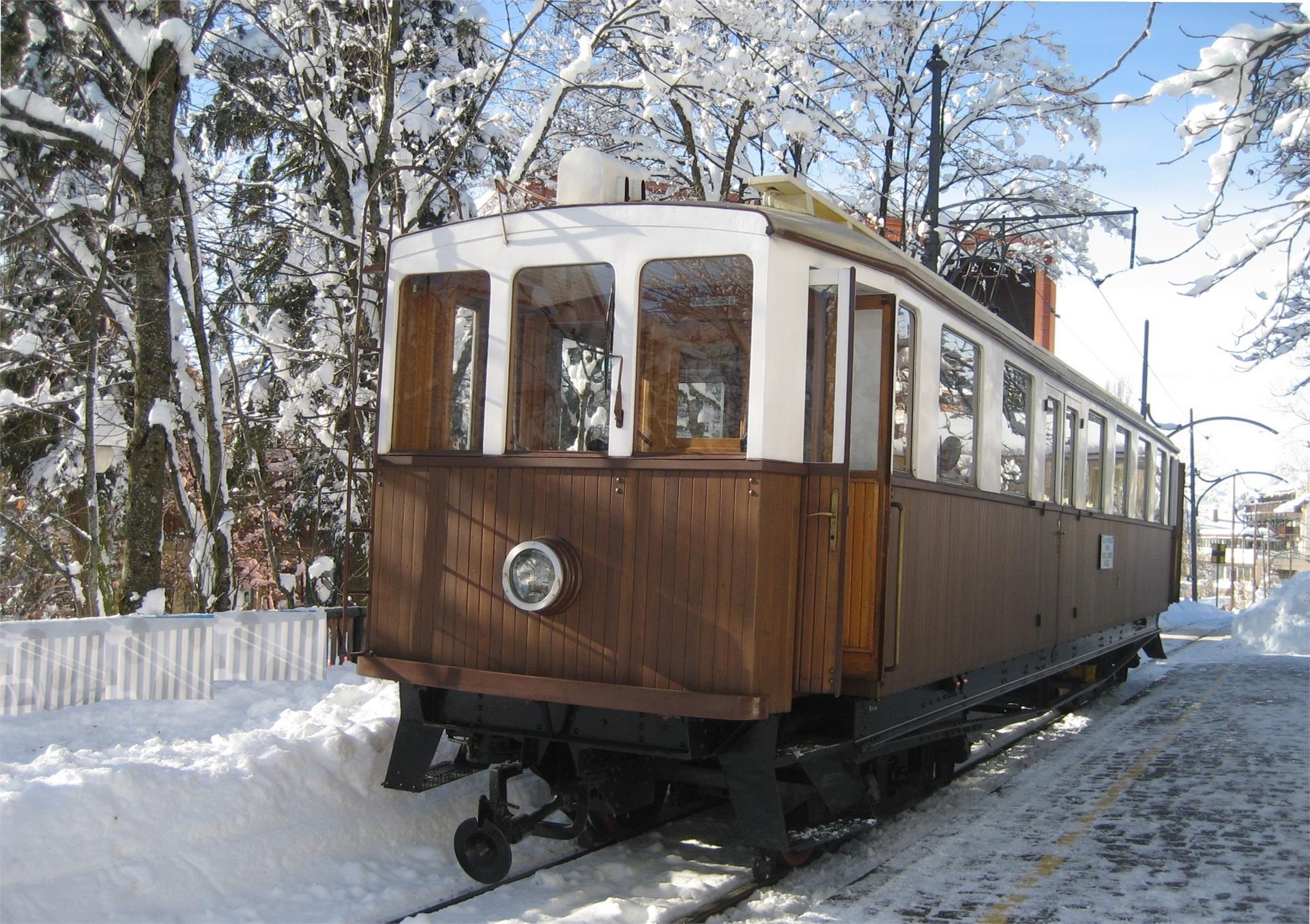 Rittnerbahn - Eisenbahn am Berg