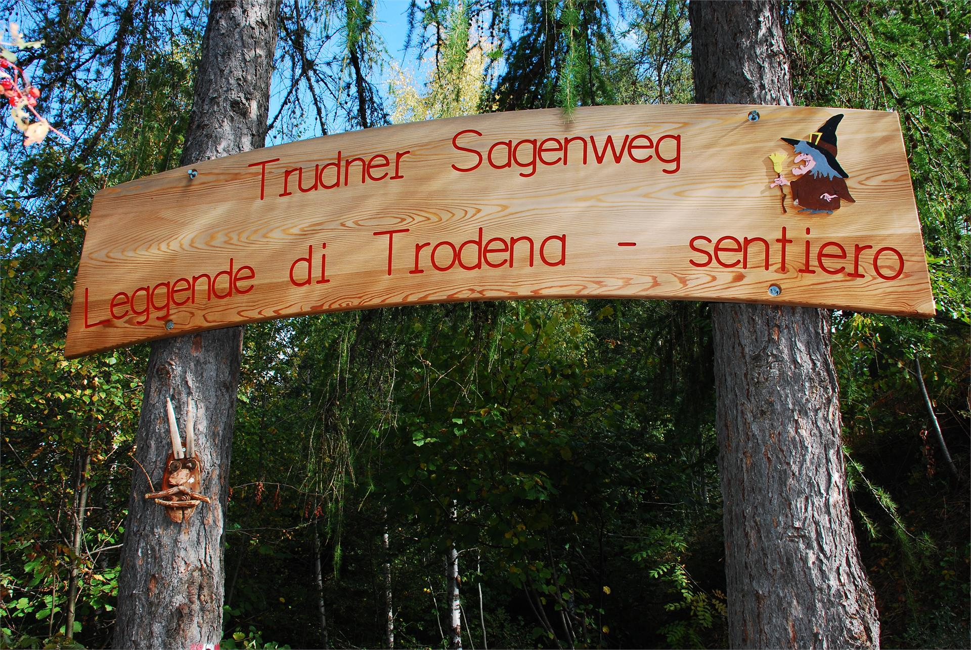 Trodena Trail of Legends (Sagenweg Truden)