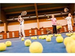 Tennishalle Sand in Taufers