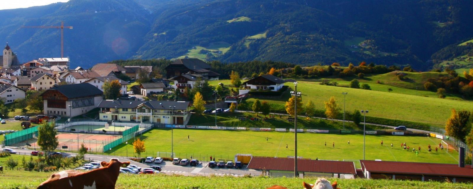 Fußballplatz - Sportzone
