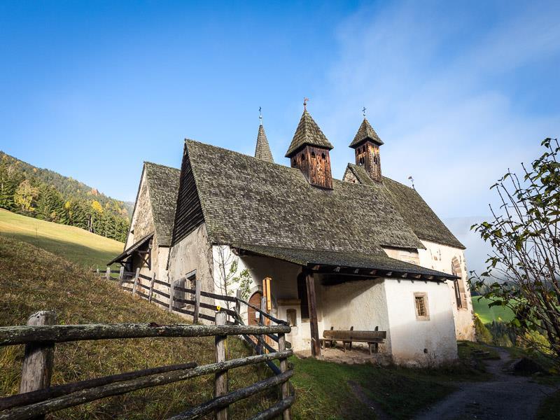 Dreikirchen in Barbian