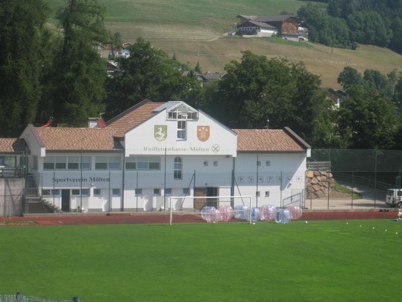 Edificio dell'associazione sportiva di Meltina