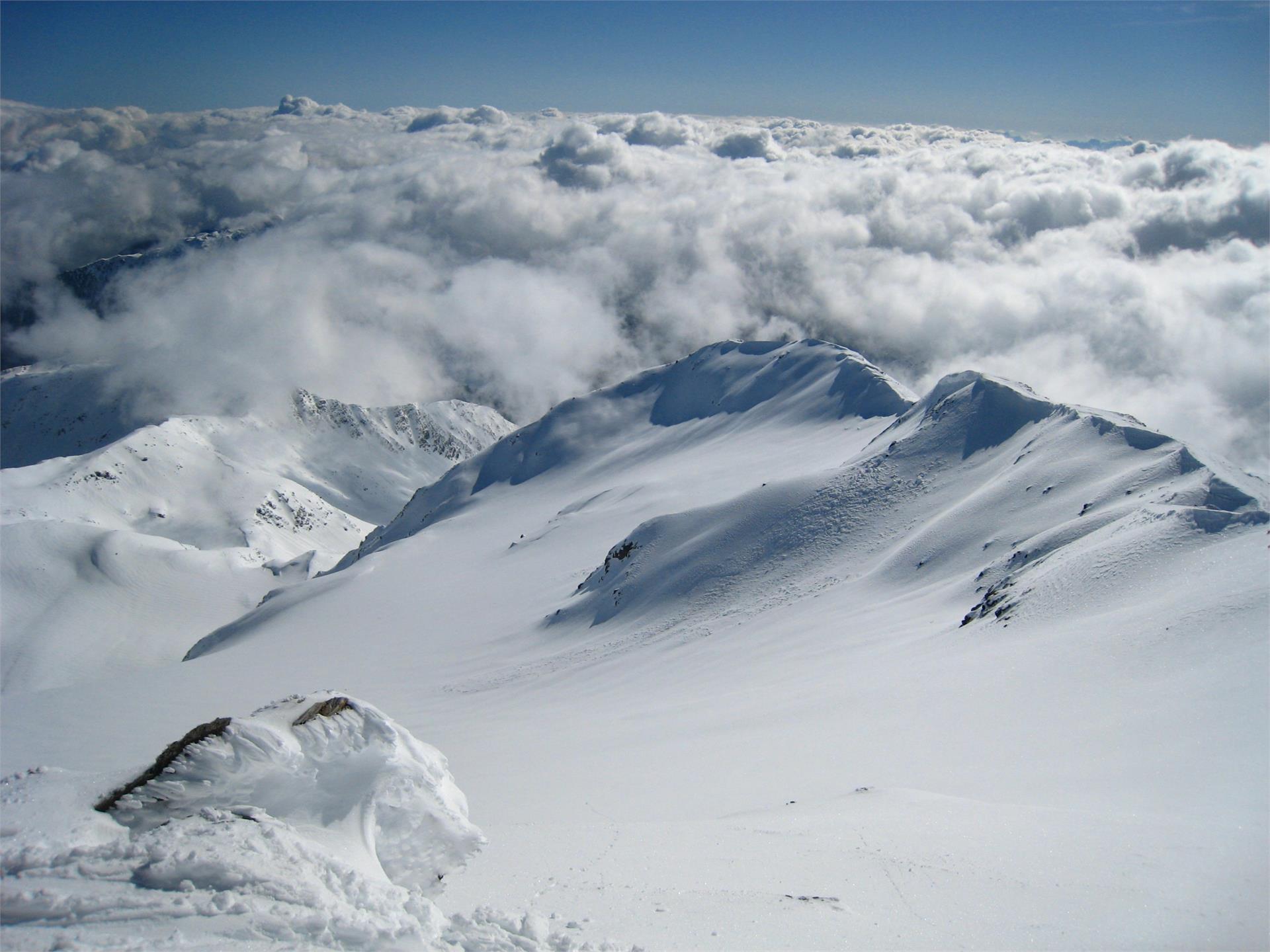 Skitour auf das Hasenöhrl