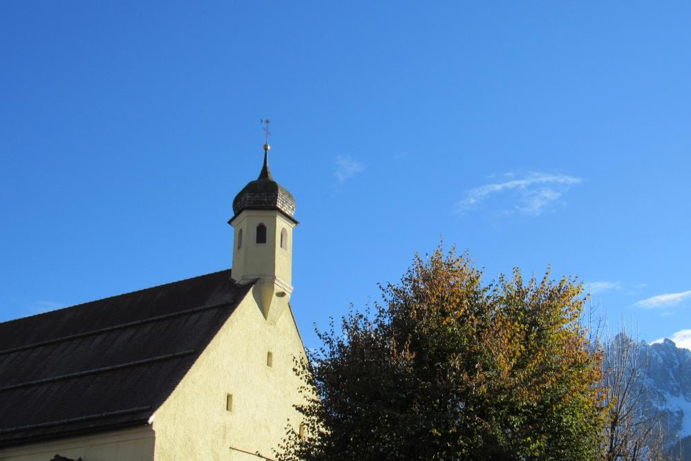 The Franciscan Monastery San Candido Innichen