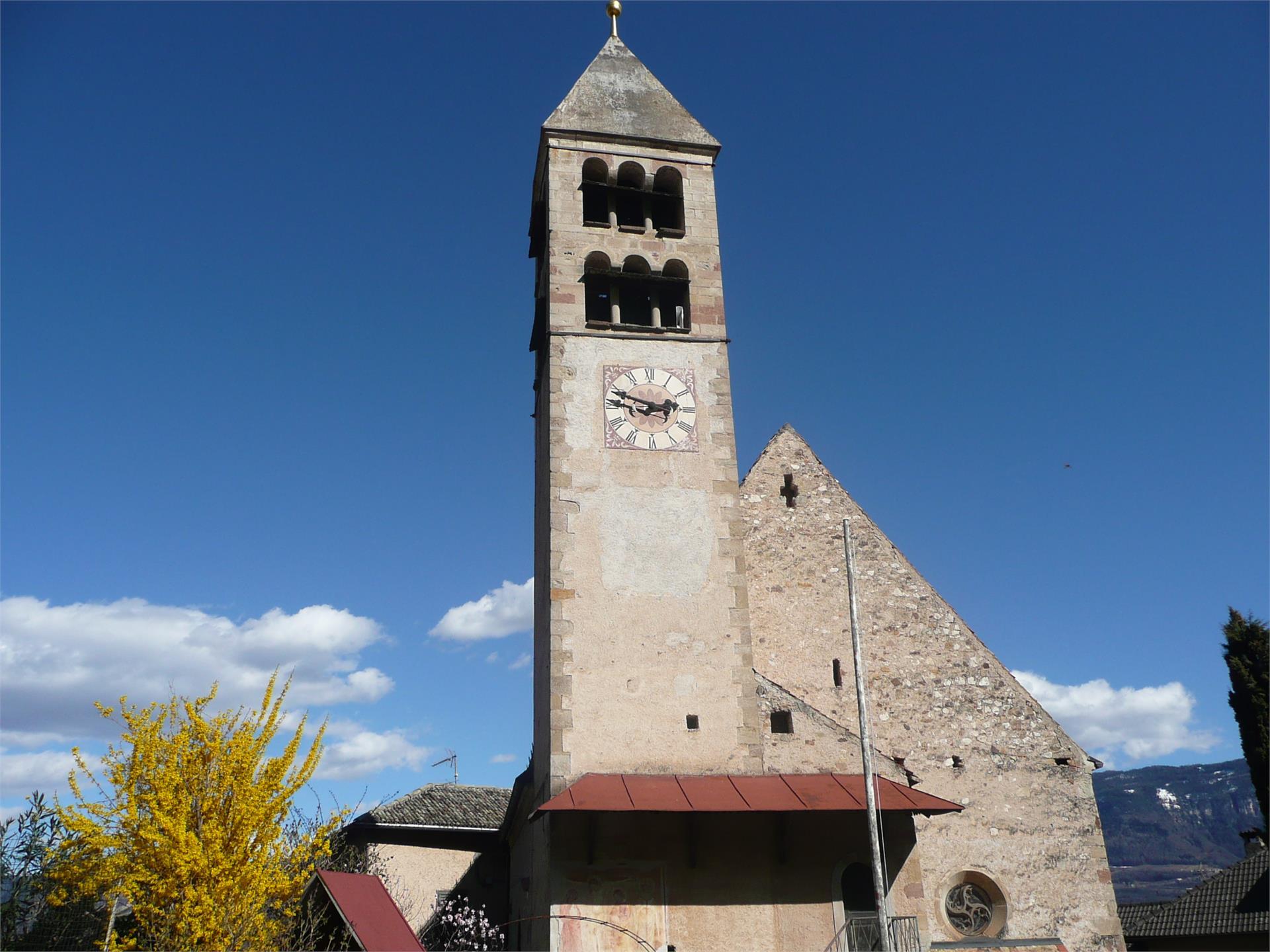 Chiesa Hl. Mauritius a Sella