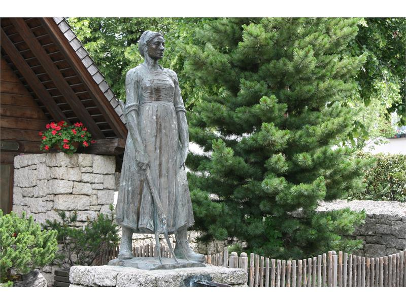 Monumento di Katarina Lanz
