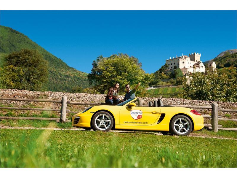DolceVita Cabrio Porsche Boxster